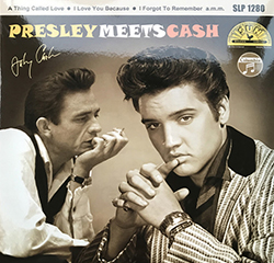 Presley Meets Cash