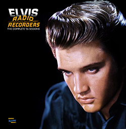 Elvis Radio Recorders