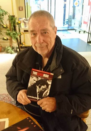 Dick Grob Enjoys The Elvis Mag 171 Essential Elvis